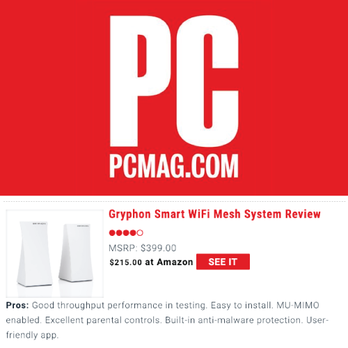 Best Mesh System 2019 The Best Wi Fi Mesh Network Systems for 2019   Gryphon